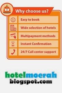 Istilah Pemesanan Hotel Online