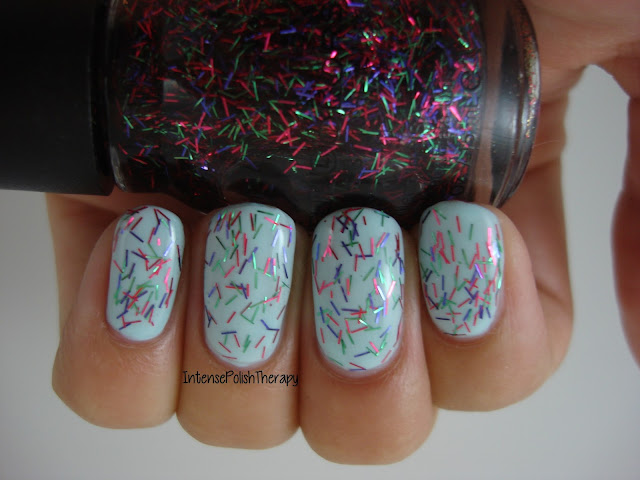 Sinful Colors - Silver Rainbow