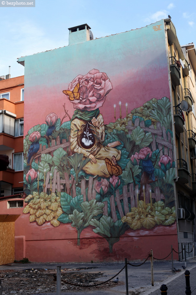 граффити стамбул