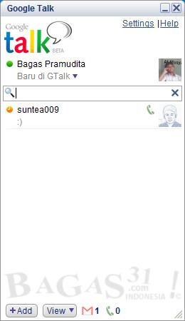 Google Talk 1.0.0.104 2