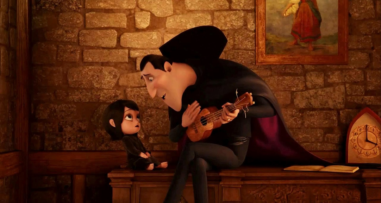 American top cartoons hotel transylvania for Character hotel