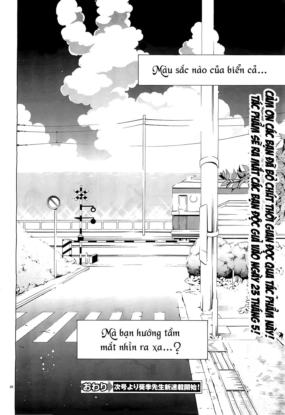 Nami Iro Chap 7 - Next Chap 8
