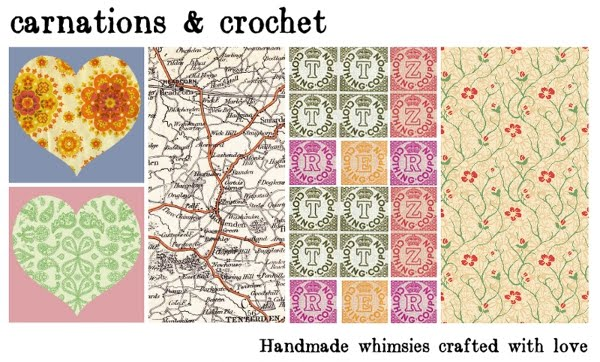 Carnations and Crochet