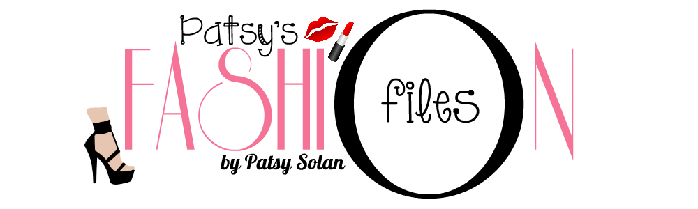 Patsys Fashion Files