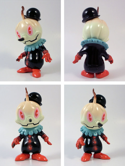 Toxic Marshmallow Stingy Jack Vinyl Figure by Brandt Peters