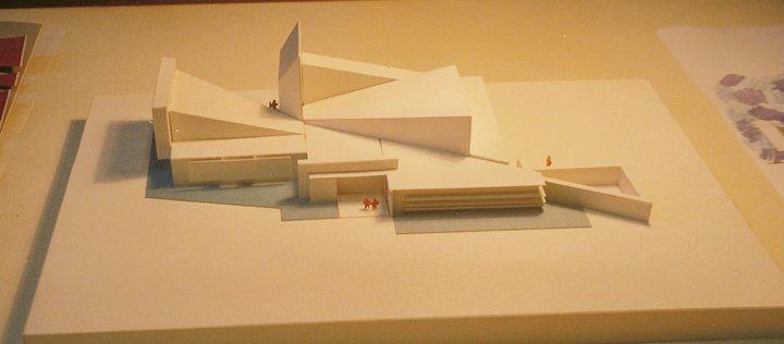 palladini arquitetura & cia proj centro cultural bruno giogi