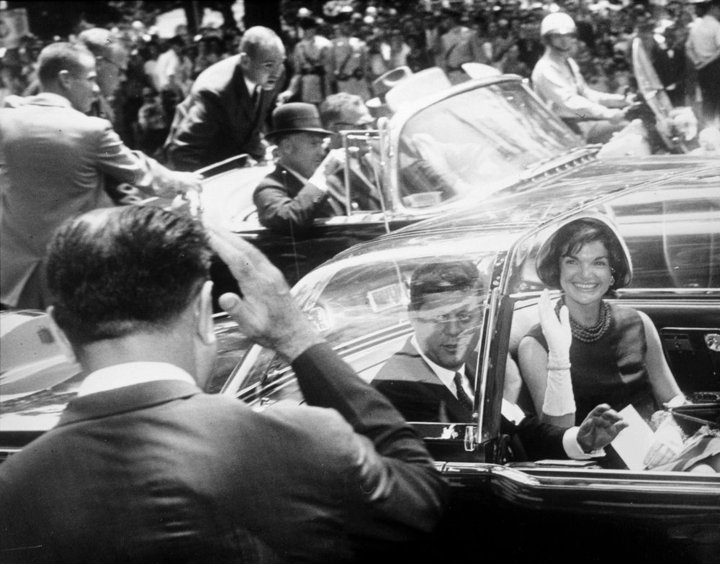 the bubbletop JFK allegedly didn't like