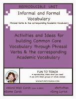 https://www.teacherspayteachers.com/Product/Formal-and-Informal-Language-413325