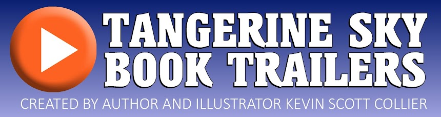 TANGERINE SKY BOOK TRAILERS