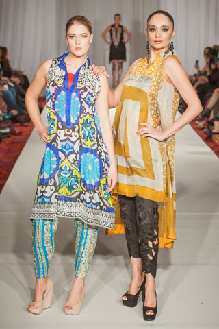Fashion Week 5 London Lakhani Collection 2013-2014 Formal-Spring