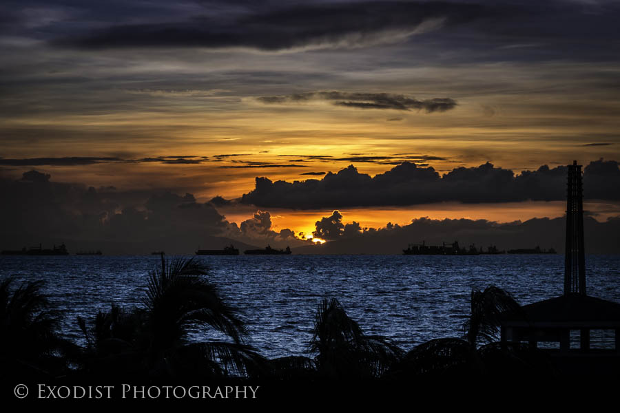 Ships On The Horizon, © Exodist Photography, All Rights Reserved