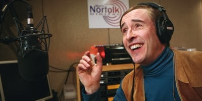 Alan Partridge, alter ego of Academy Award nominated screenwriter Steve Coogan