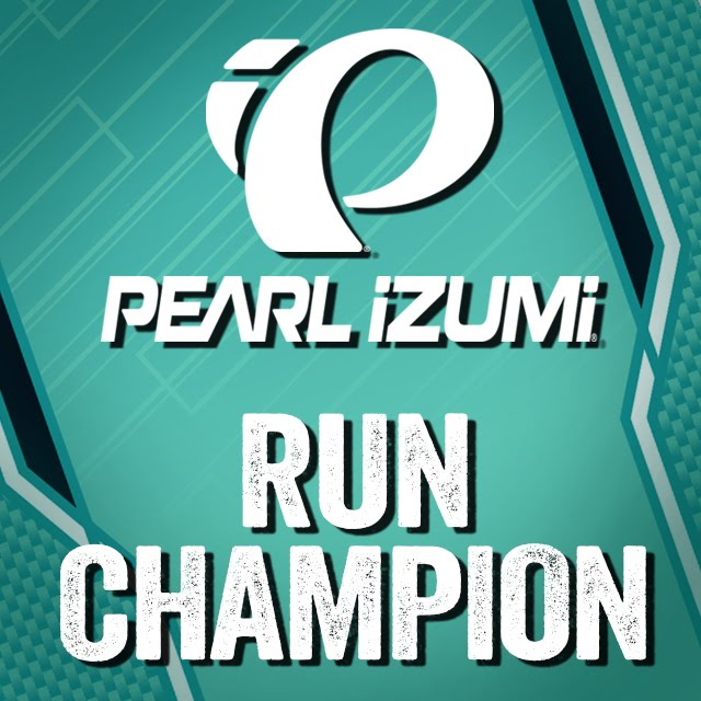 Sponsored By Pearl Izumi Run Champions