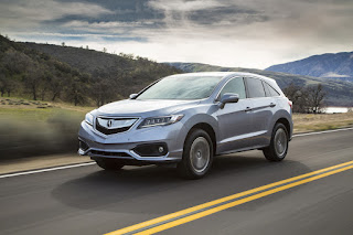 Improved Acura RDX is a loaded, enjoyable SUV