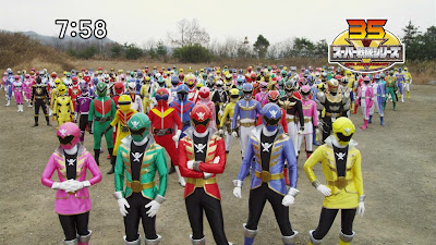 Kamen Rider vs Super Sentai: Super Hero Taisen Slated for 2012