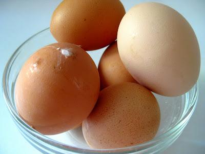 Eggs in Germany