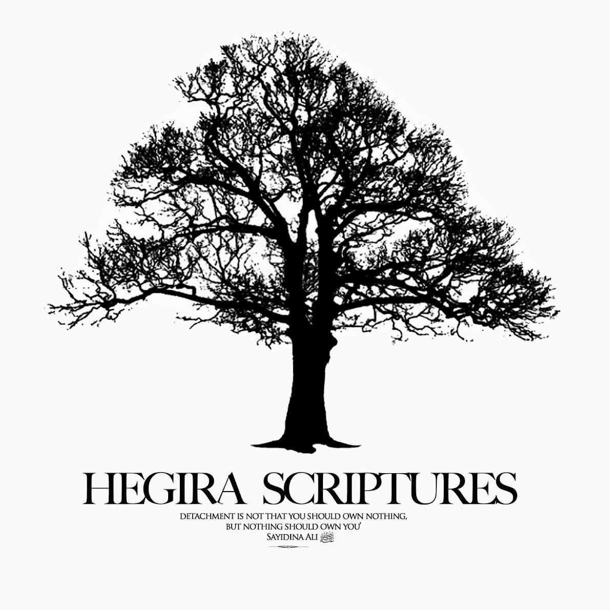 Hegira Scriptures