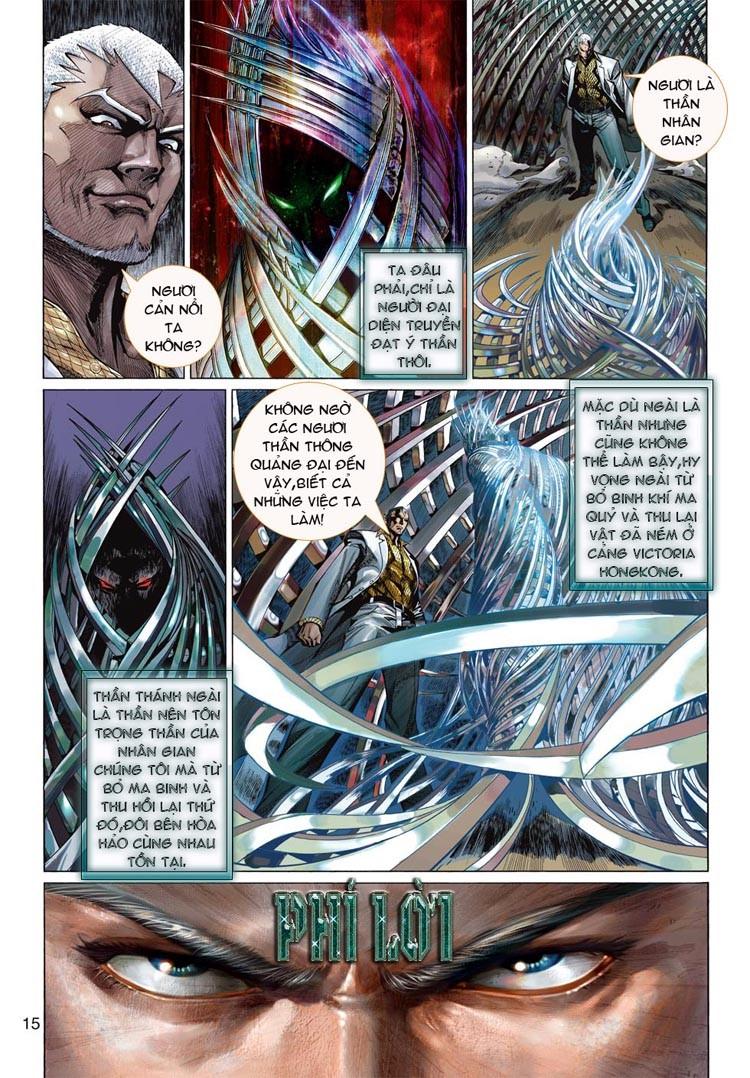 Thần Binh 4 chap 20 - Trang 15