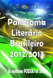 Participação no Panorama Literário Brasileiro 2012/2013