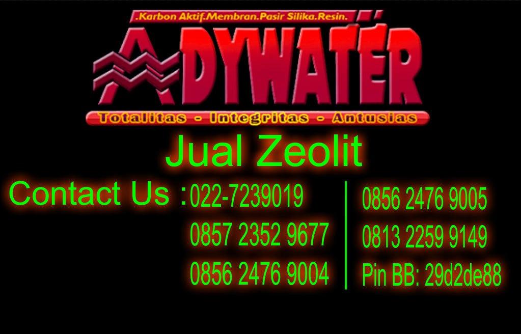 Jual Zeolit - Jual Zeolit Powder