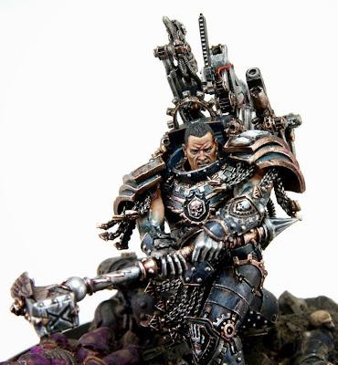Ferrus Manus, Primarca de la Legión de los Manos de Hierro