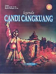 toko buku rahma: buku LEGENDA CANDI CANGKUANG, pengarang timbul, penerbit taufik
