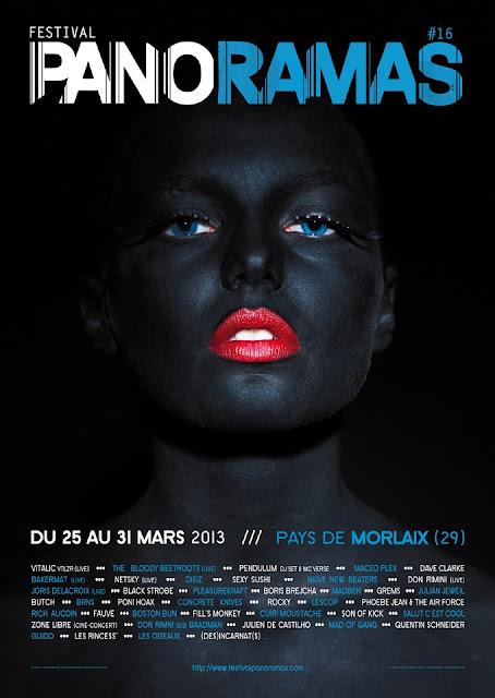 Festival Panoramas #16 - Pays de Morlaix - 25 au 31 mars 2013