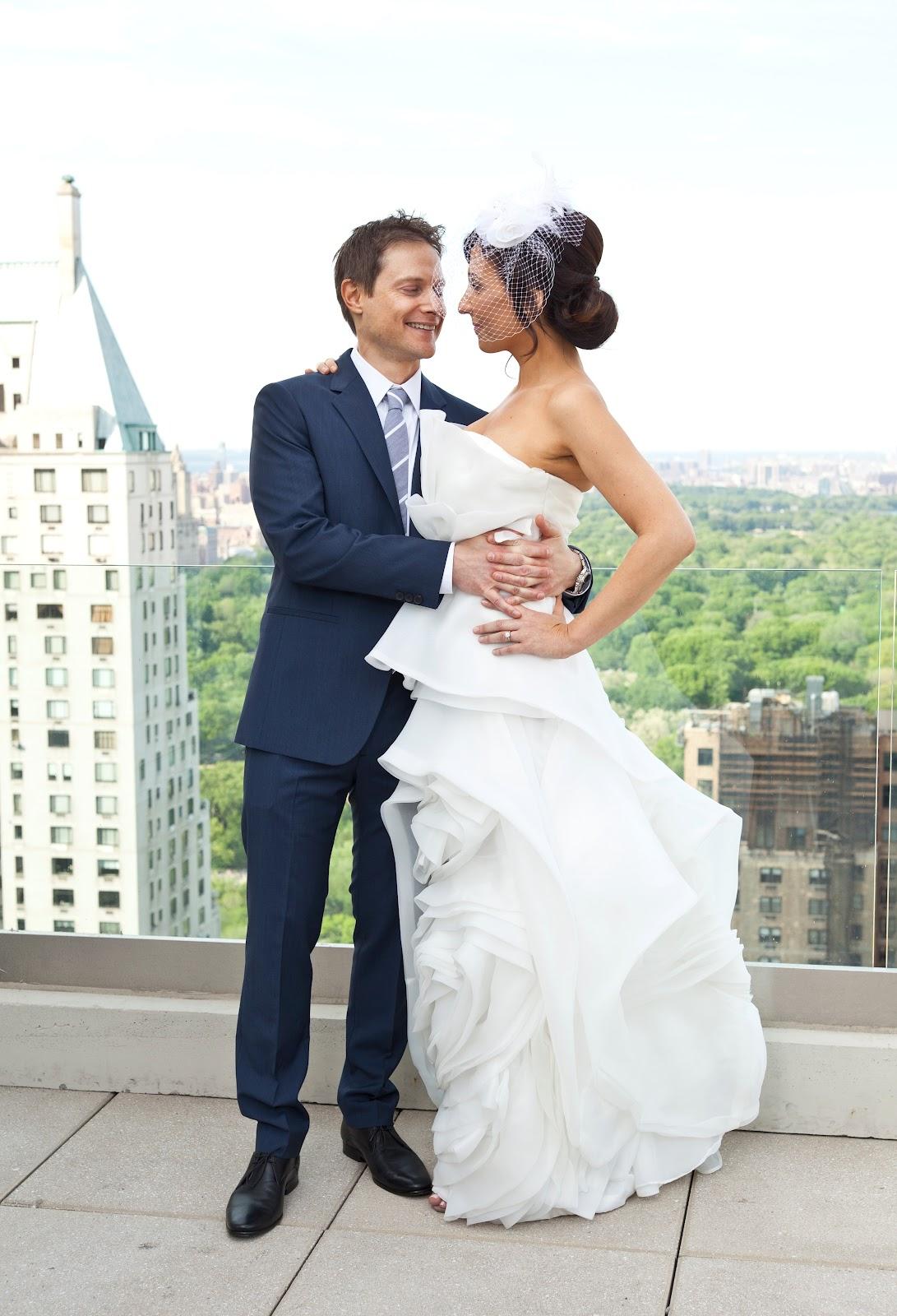 NYC: WEDDING HAIR: JESSICA & OREN - ANH CO TRAN : CELEBRITY HAIR STYLIST