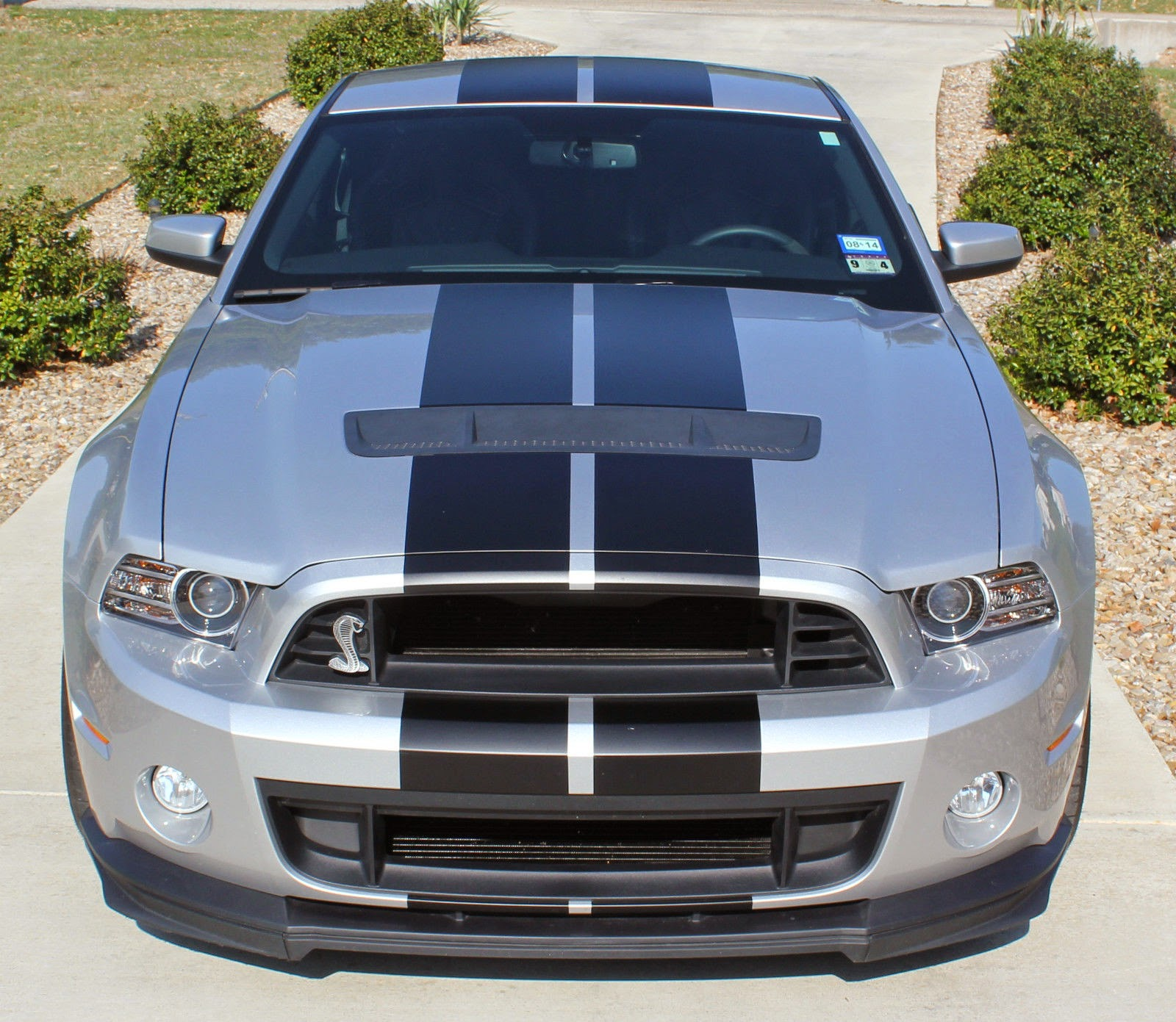 Supercharged Mustang For Sale In Texas: 2013 Ford Mustang Shelby GT500