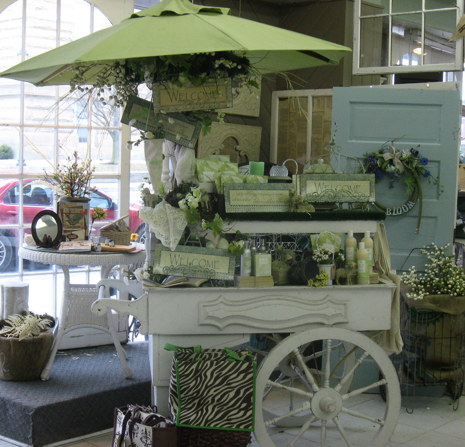 1000+ Images About Flower Cart On Pinterest