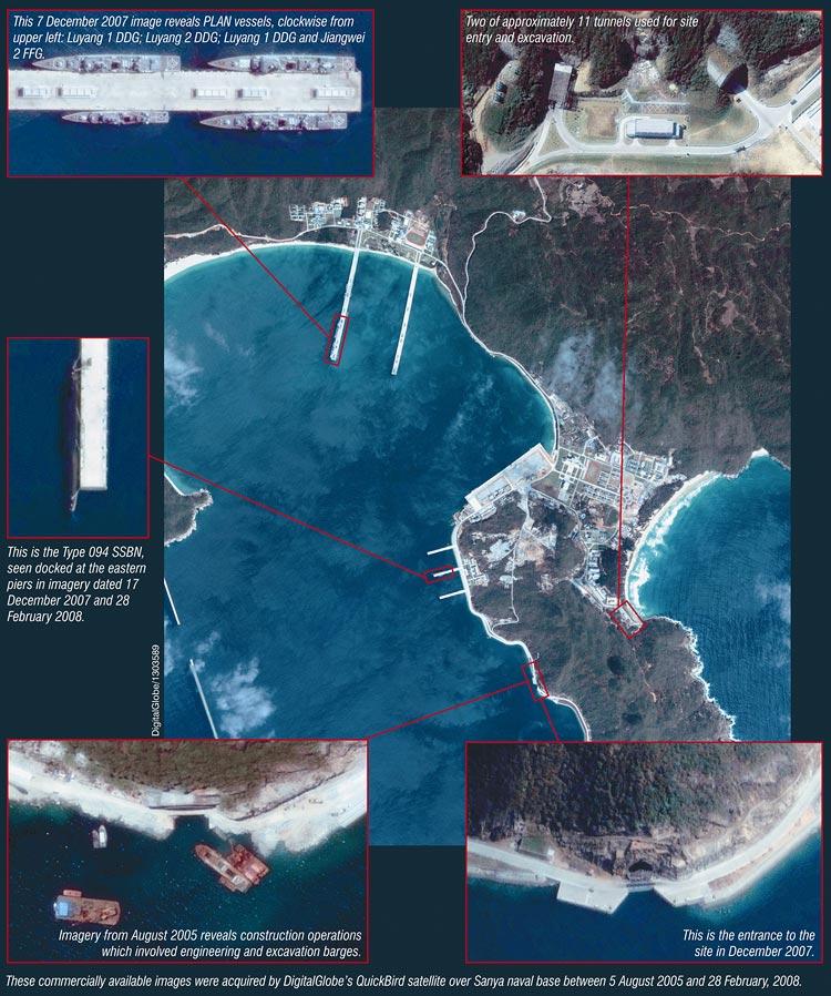 где строят подводные лодки в сша