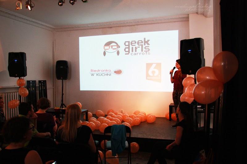 urodziny, geek girls carrots, Lodz, balony, radosc, podekscytowanie, 6 Dzielnica
