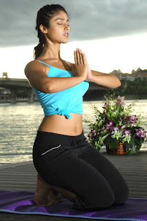 Ileana Exercise Photo Gallery