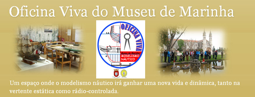 Oficina Viva do Museu de Marinha