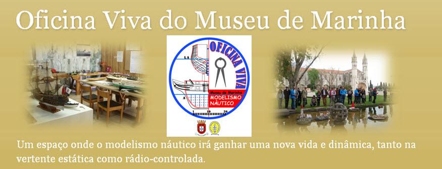 Oficina Viva do Museu de Marinha