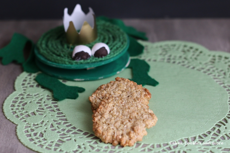 haferflocken cookies rezept cakes cookies and more. Black Bedroom Furniture Sets. Home Design Ideas