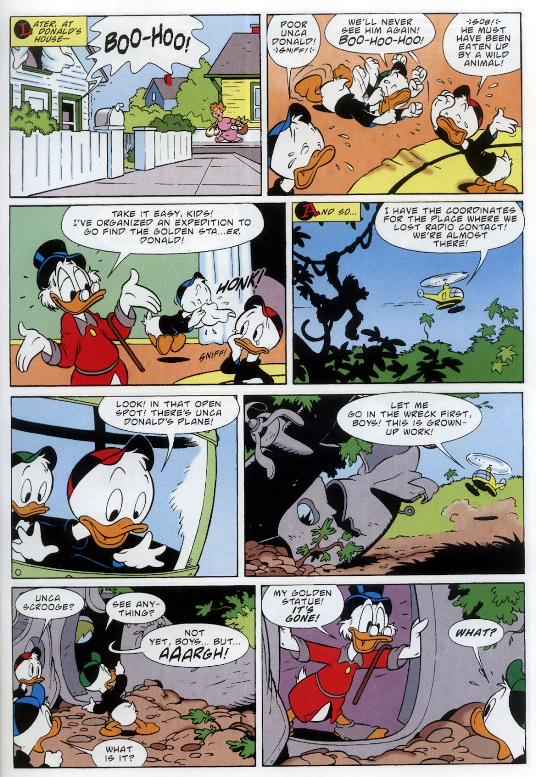 Uncle Scrooge (1953) Issue #333 #333 - English 37