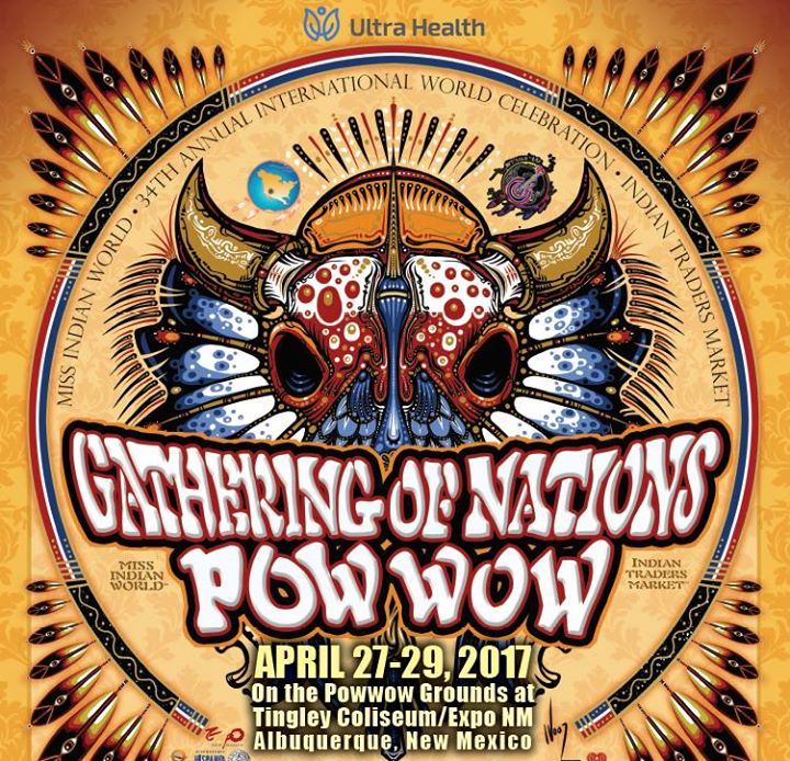 Gathering of Nations 2017