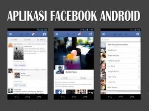 Download Aplikasi Facebook Untuk HP Android Gratis Terbaru 2015