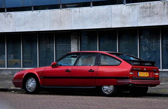 wolf cars citroen cx 25 gti turbo 1984 1989. Black Bedroom Furniture Sets. Home Design Ideas