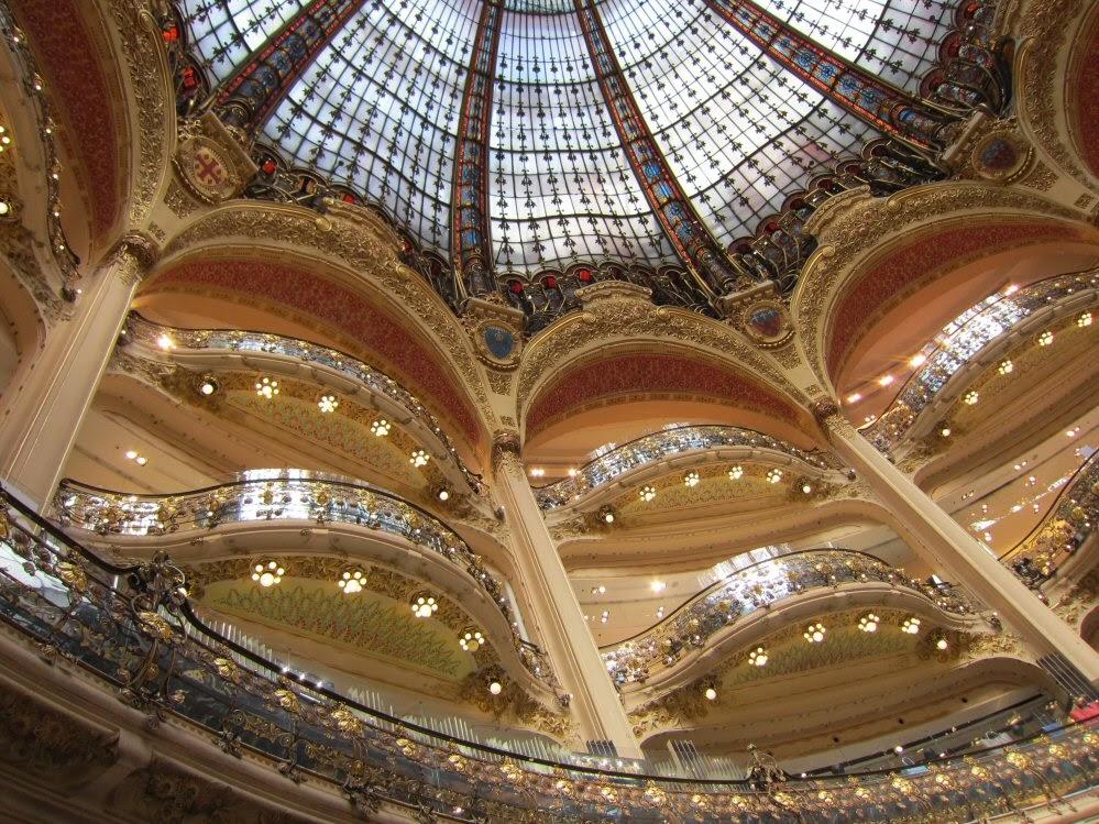Paris, La Fayette