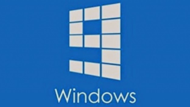 Logo Windows 9