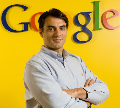 João Itaqui, executivo da Google, palestra no Teatro Feevale