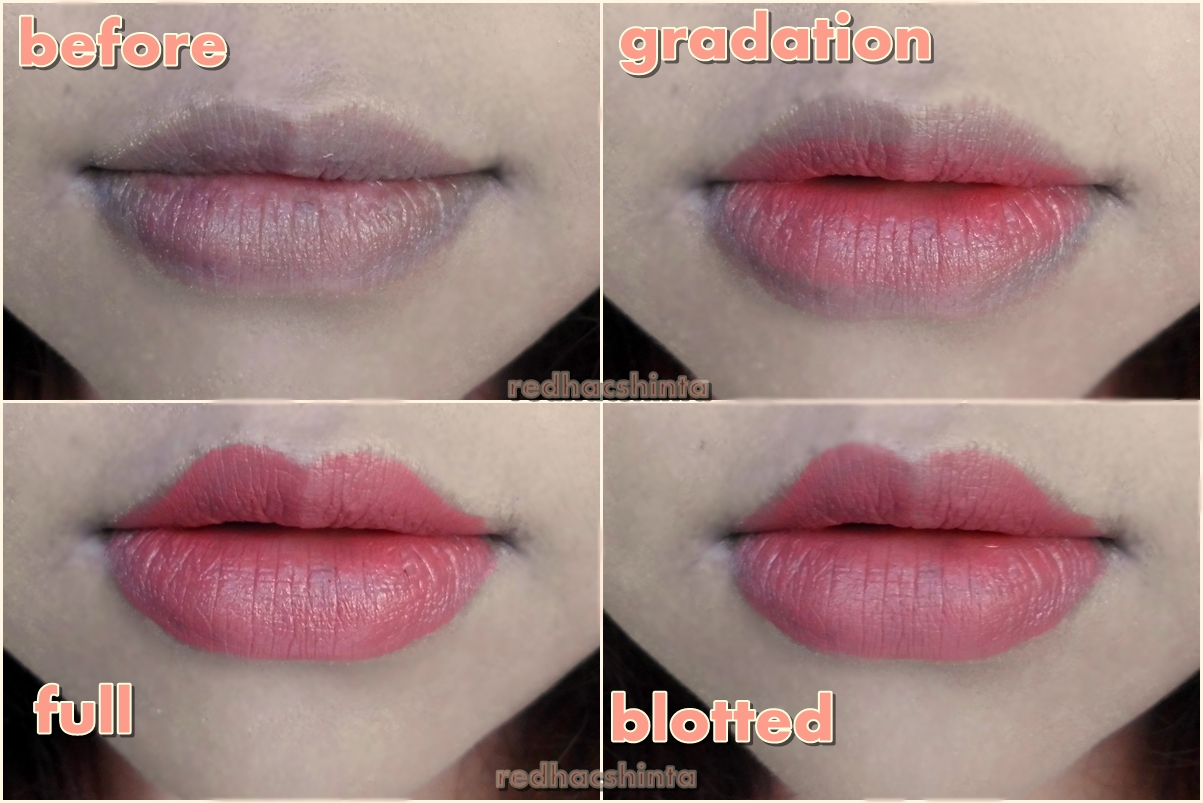 Thick Body And Thin Pocket Review Wardah Matte Lipstick Summer Lip Gloss It Did Transfer But They Still On Your Lips Too