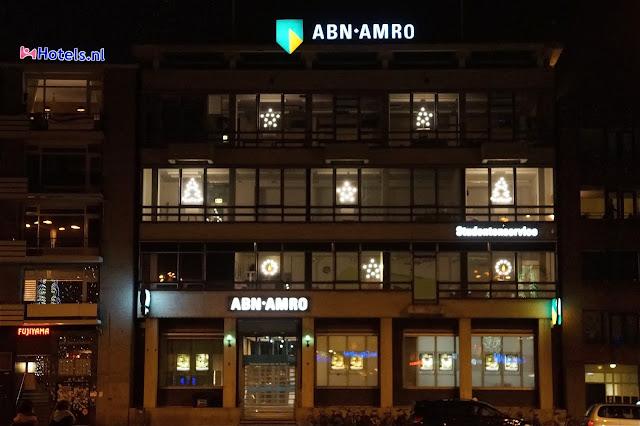 Afbeelding van ABN AMRO Bank in Groningen.
