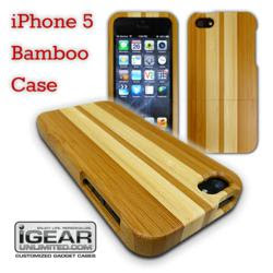 Best iPhone 5 Bamboo Case to Protect Your iPhone