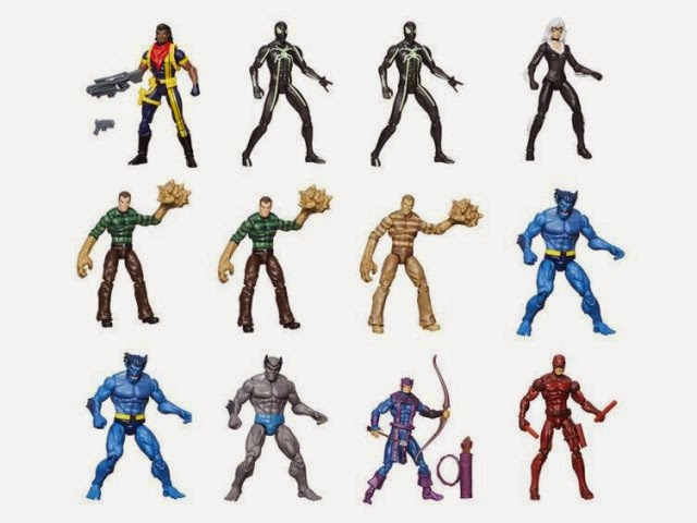 Marvel Universe Infinite Wave 1 2015