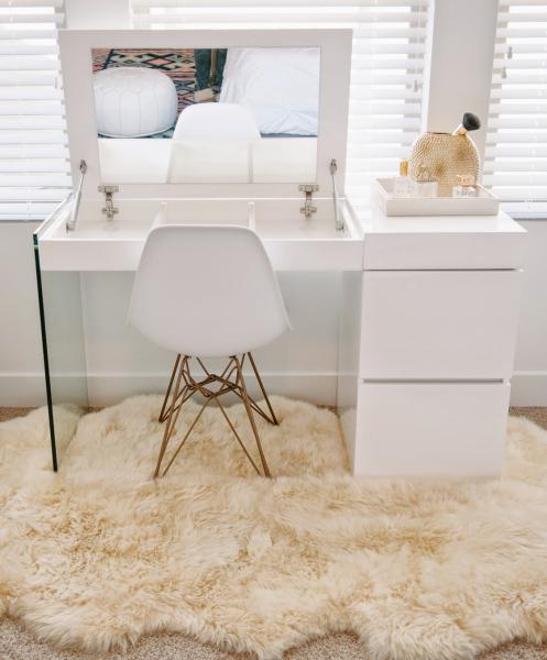 bbloggers, bbloggersca, beauty blogger, lifestyle, home decor, vanity, table, inspiration, interior design, makeup