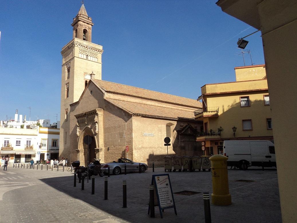 Cultura de Sevilla: noviembre 2016