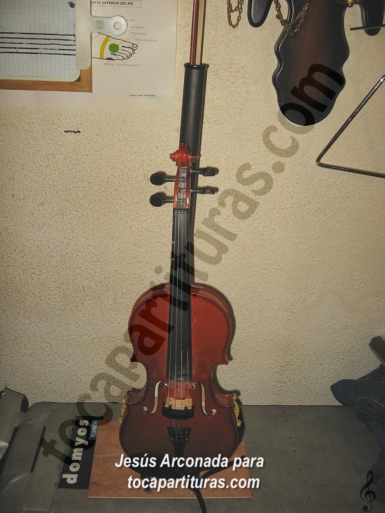 2ª TIP Como arreglar los Clavijeros rebeldes de tu violín de forma casera